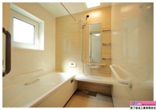 お風呂場、ユニットバス
